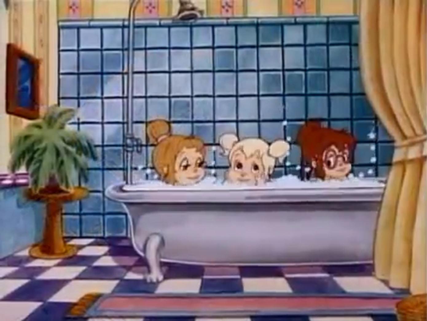 Clawfoot Bathtub/Scenes - Anime Bath Scene Wiki