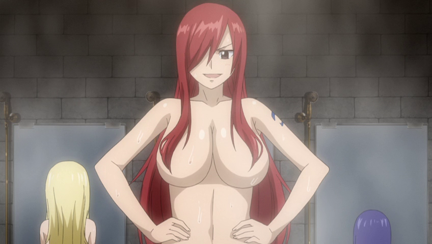 fairy tail episode 1