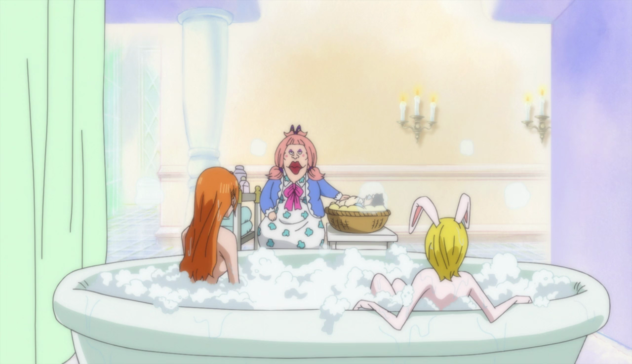 File One Piece 827 16 Png Anime Bath