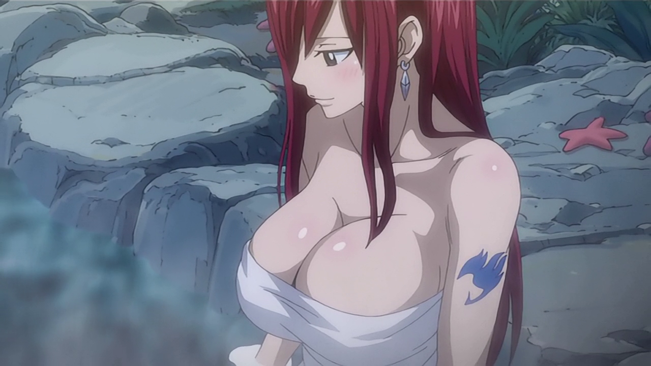 Nu fairy tail nackt clips
