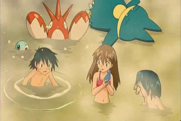 Japanese Public Baths - Animes Staple for Awkward Humor