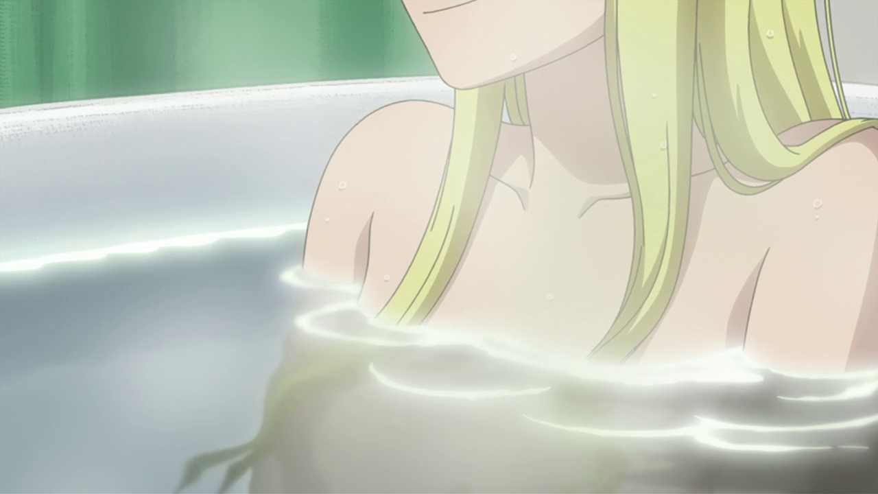 Apologise, Fullmetal alchemist winry nude bath regret, that