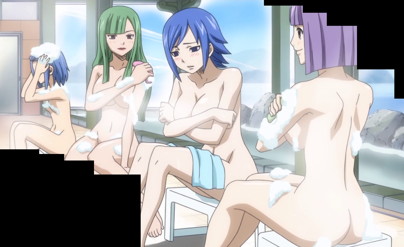Fairy tail naked uncensored photos 322