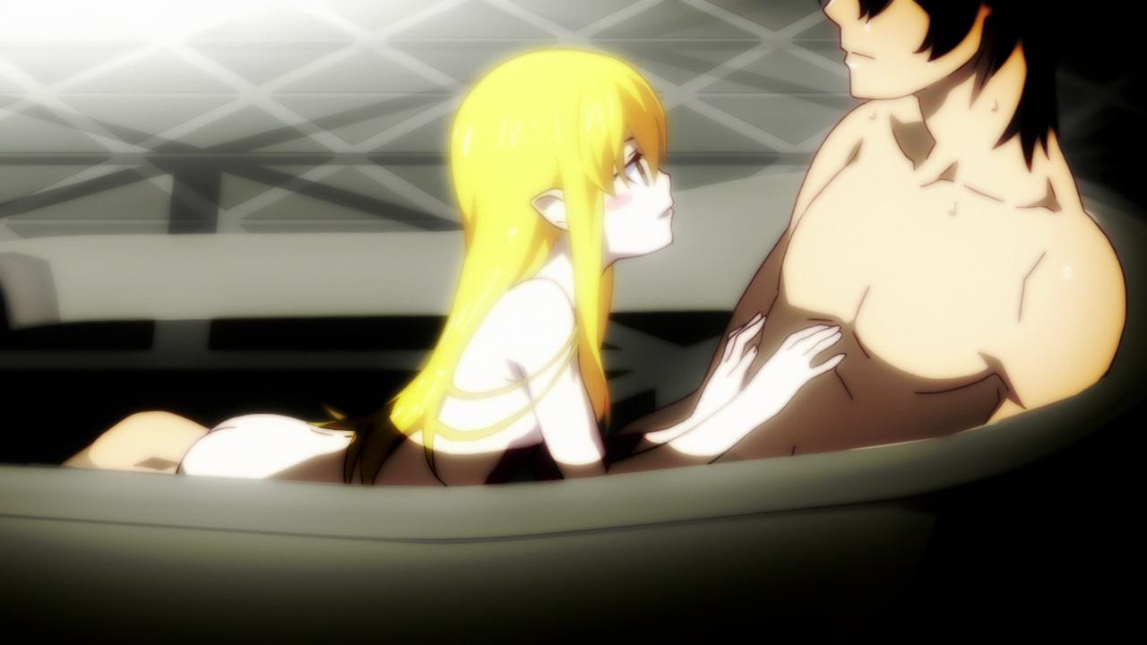 File Nisemonogatari 4 157 Bd Png Anime Bath Scene Wiki