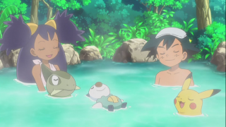 Iris - Anime Bath Scene Wiki